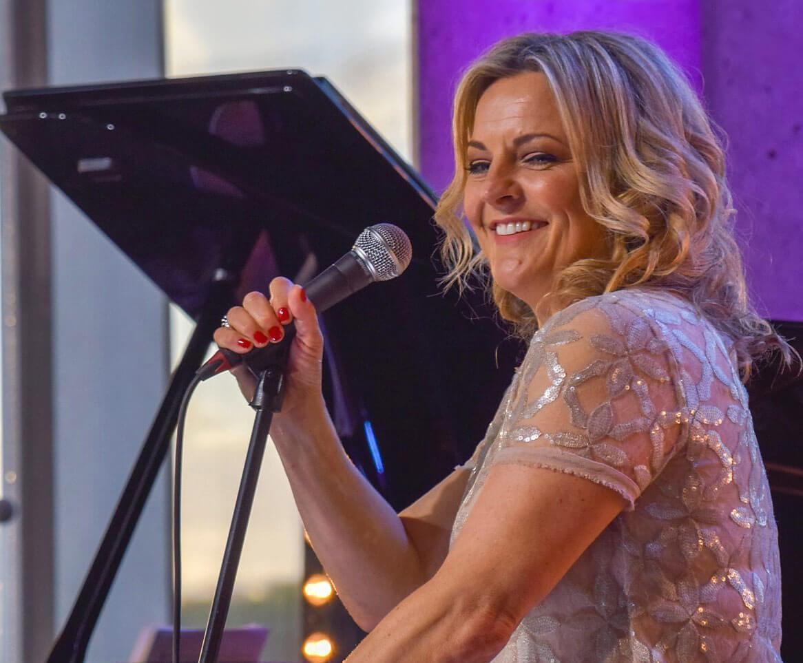 Claire Martin, OBE