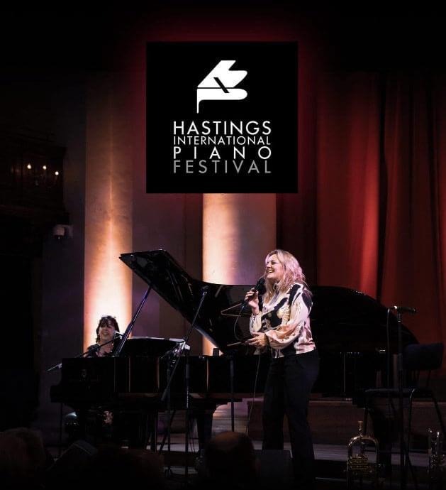 Claire Martin & Liane Carroll - Hastings Piano Festival