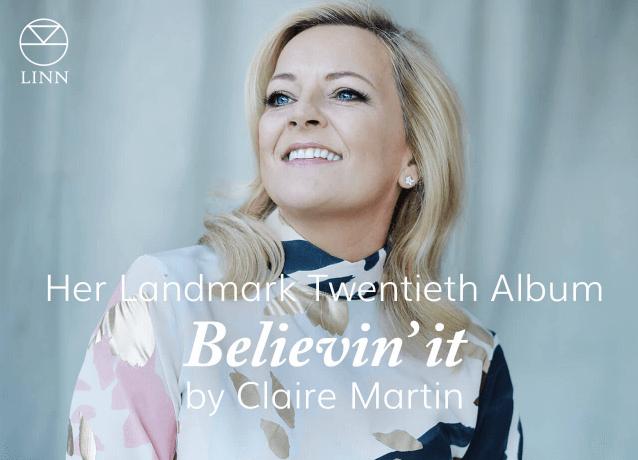 Claire Martin promo email