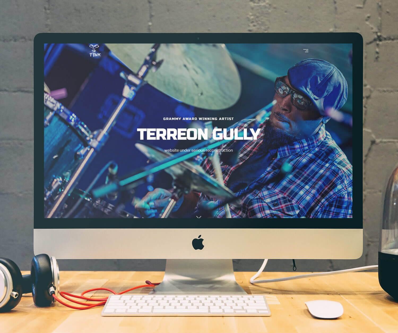 Terreon Gully website