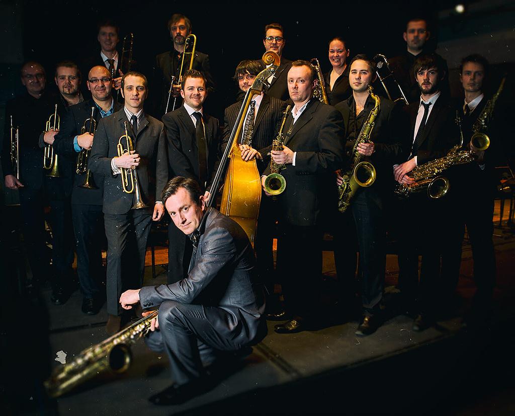 SNJO - Scottish National Jazz Orchestra